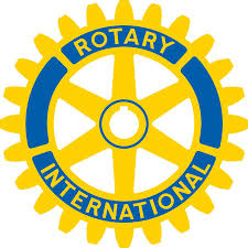 Rotary International service club logo