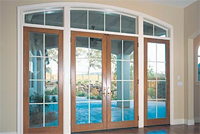 WoodClad French Doors